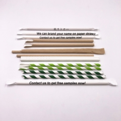 PAPER STRAW SUPPLIER