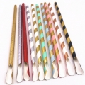 Paper Spoon Straws - Free Sample