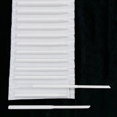 Telescopic Paper Straw Row Paper Packaging