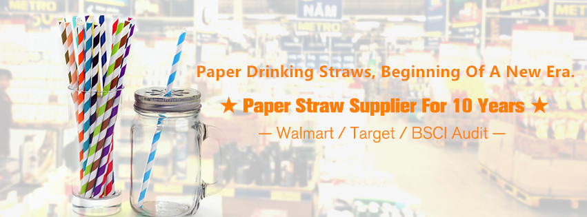paper straws supplier