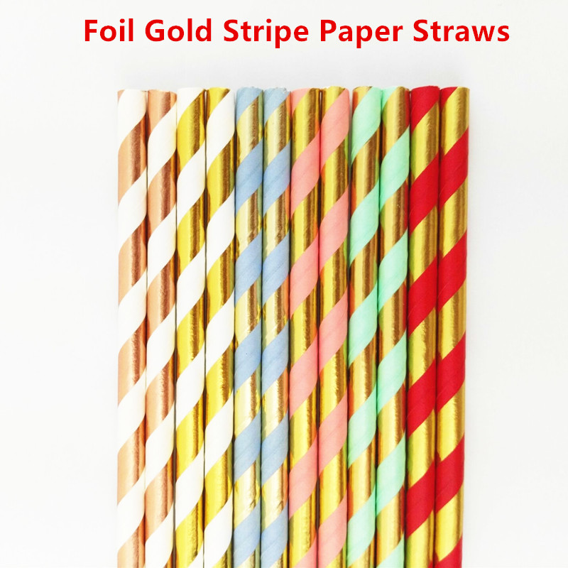 Paper Straws Catalogue